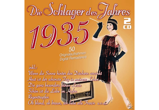 VARIOUS - Die Schlager Des Jahres 1935  - (CD)
