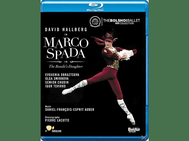 VARIOUS - Marco Sparda [Blu-ray]