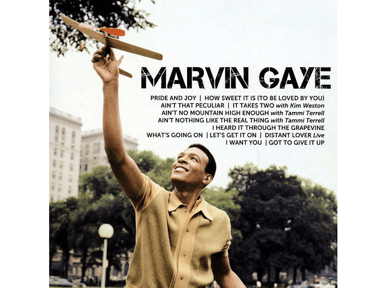 Marvin Gaye - Icon [CD]
