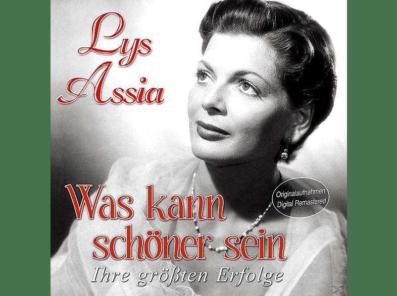 Lys Assia - Was Kann Schöner Sein-Ihre Größten Erfolge [CD]