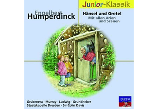 Gruberova/Jones/Davis/SD - Hänsel & Gretel (Qs) (Eloquence Junior)  - (CD)