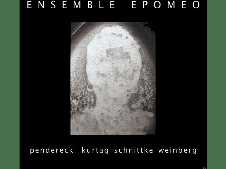 Epomeo Ensemble - Penderecki/ Kurtag/ Schnittke/ Weinberg [CD]