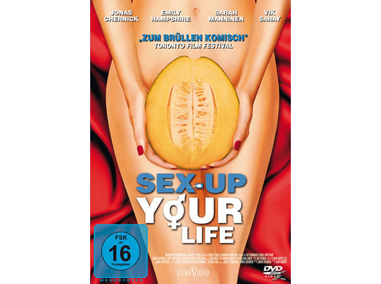 Sex-Up Your Life [DVD]