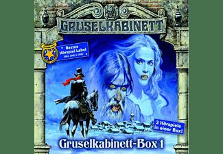 Gruselkabinett Box 01 (Folge 1-3)  - (CD)