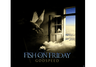 Fish On Friday - Godspeed  - (CD)
