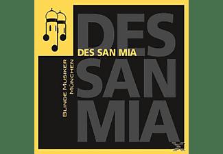 Blinde Musiker München - Des San Mia  - (CD)