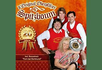 D' Original Oberpfälzer Spitzboum - 20 Jahre  - (CD)