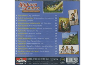 VARIOUS - Alphorn-zauber  - (CD)