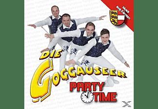 Die Goggauseer - Partytime  - (CD)
