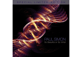 Paul Simon - So Beautiful Or So What - (CD + DVD Video)