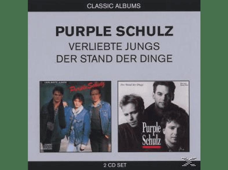 Purple Schulz - Classic Album- Verliebte Jungs/ Der Stand Der Dinge [CD]