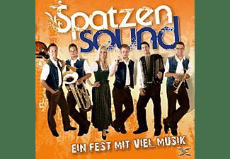 Spatzensound - Ein Fest Mit Viel Musik  - (CD)