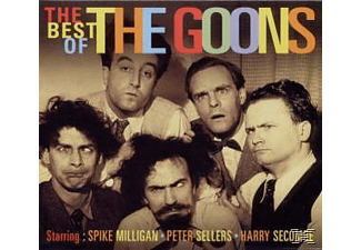 The Goons - The Best Of  - (CD)