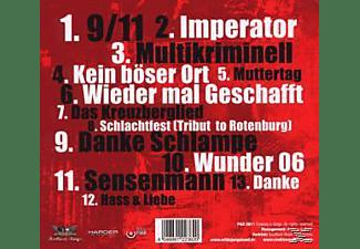 Wilde Jungs - Multikriminell  - (CD)