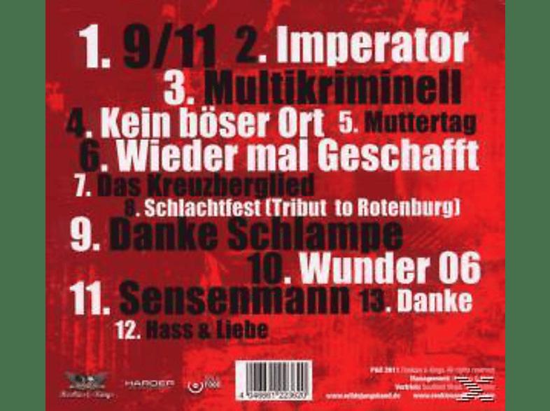 Wilde Jungs - Multikriminell [CD]