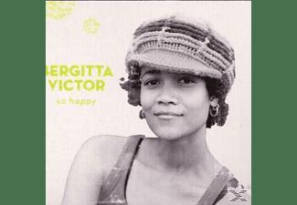 Bergitta Victor - So Happy  - (CD)