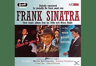 Frank Sinatra - 3 Classics Albums & More  - (CD)
