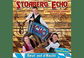 Stoaberg Echo - Heut' auf d'Nacht  - (CD)