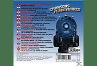 VARIOUS - Chansons Ferroviaires [CD]