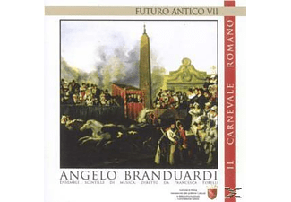 Angelo Branduardi - Futuro Antico Vii  - (CD)