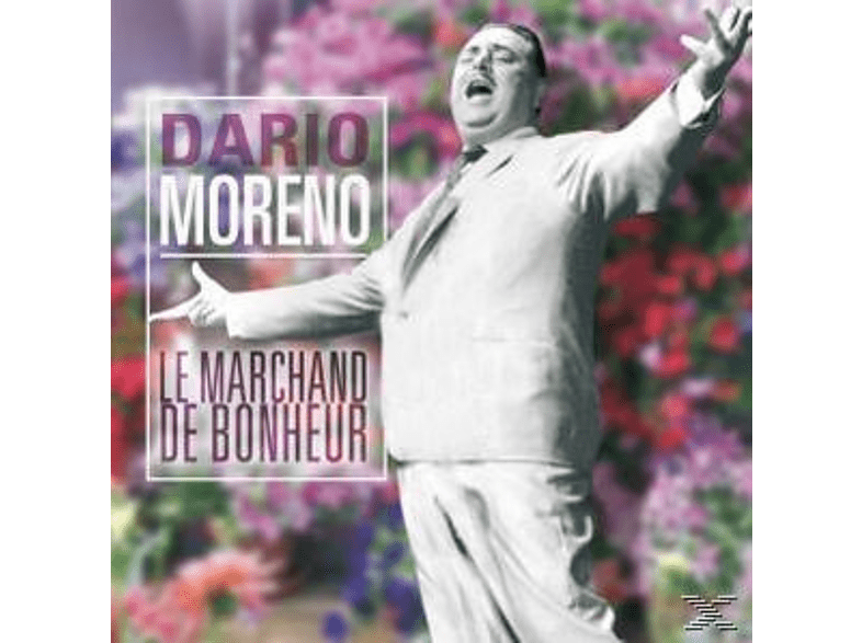 Dario Moreno - Le Marchant De Bonheur [CD]