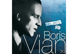 Various - Les Amis De Boris Vian  - (CD)