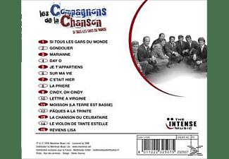 Compagnons De La Chanson - Si Tous Les Gards Du Monde  - (CD)