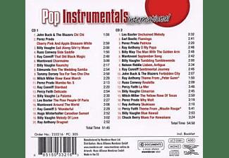 Prado/Vaughn/Mantonvani/Berry/+ - Pop Instrumentals International  - (CD)