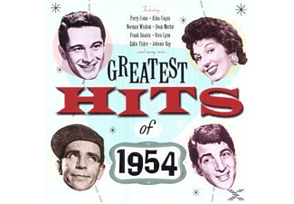 VARIOUS - Greatest Hits Of 1954 - (CD)