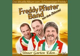 Freddy Band Pfister - Unser Garten Eden...  - (CD)