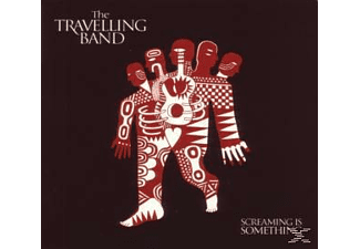Travelling Band - Screaming Is Something  - (CD)