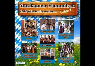 VARIOUS - Musikanten-Stammtisch Folge 1  - (CD)