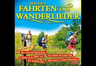 Kinderchor Mindelheim - 16 beliebte Fahrten-und Wanderlieder  - (CD)
