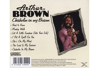 Arthur Brown - Chisholm In My Bosom (Remastered)  - (CD)