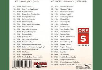 Pongauer Geigenmusi St.Johanner Viergesang - 40 Jahre  - (CD)