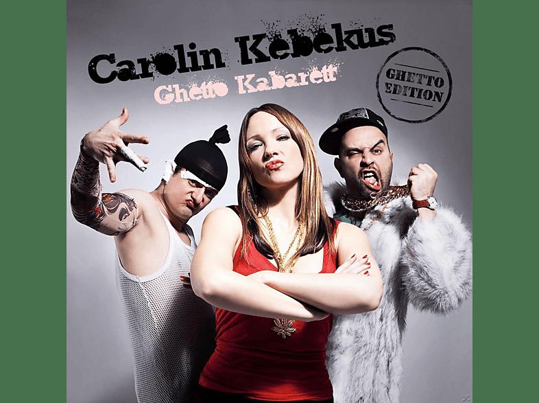 Carolin Kebekus - Ghetto Kabarett (Ghetto Edition) [CD]