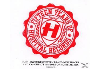 Hospital Presents - 15 Years Of Hospital Records  - (CD)