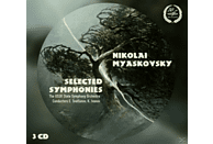 The USSR State Symphony Orchestra, K. Ivanov, E. S - Ausgewählte Symphonien [CD]