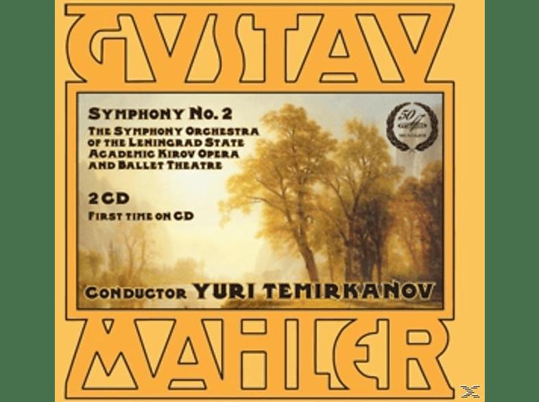 G. Kovayoa Choir Of The E. Gorokhovskaya (mezzo) - Sinfonie 2 [CD]