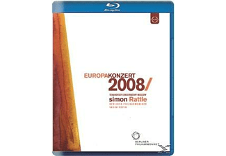 Diverse - Europakonzert 2008  - (Blu-ray)