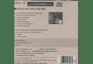 Vernizzi - Le Couvent du Mont St.Bernard  - (CD)
