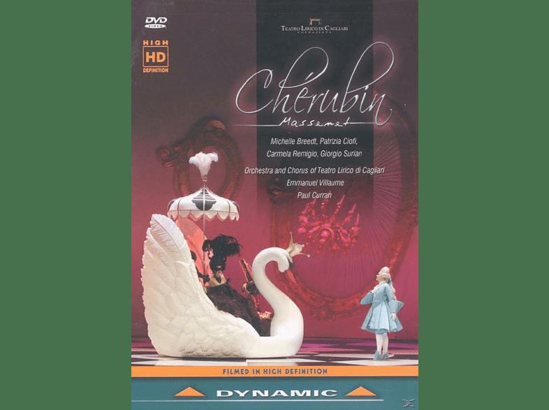 VARIOUS, Orchestra and Chorus of Teatro Lirico di Cagliari - Cherubin [DVD]