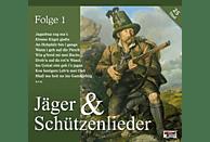 VARIOUS - Jäger & Schützenlieder, Folge 1 [CD]