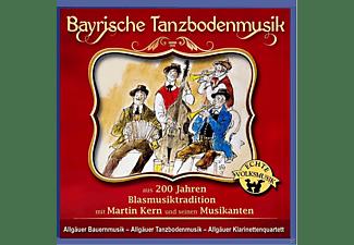 Martin Kern Und Seine Musikanten - Bayrische Tanzbodenmusik  - (CD)