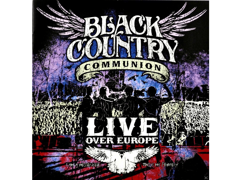 Black Country Communion - Live Over Europe [CD]