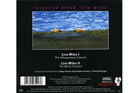 Tangerine Dream - Live Miles [CD]