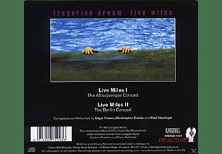Tangerine Dream - Live Miles  - (CD)