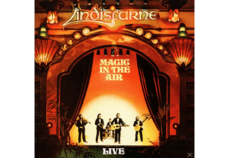 Lindisfarne - Magic In The Air (Remastered Edition)  - (CD)