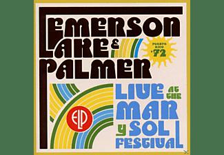 Emerson, Lake & Palmer - Live At Mar Y Sol Festival '72  - (CD)