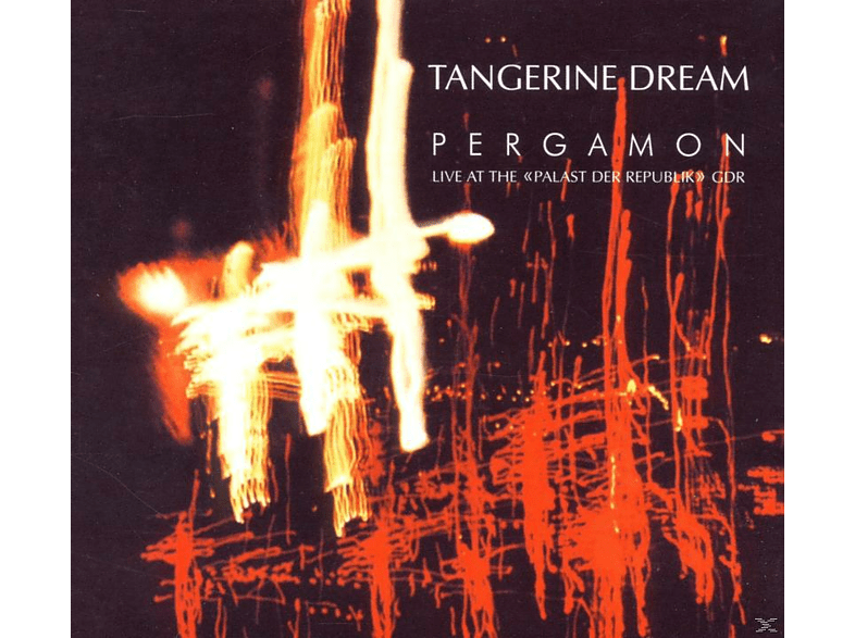 Tangerine Dream - Pergamon (Remastered Edition) [CD]